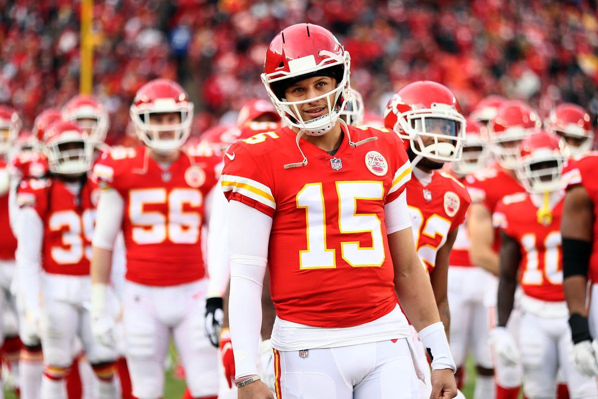 Kansas City Chiefs 2019, AFC Champions