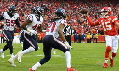 Patrick Mahomes vs. Houston Texans, 2019