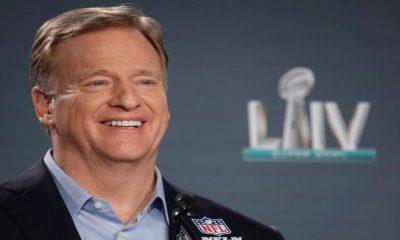 Roger Goodell, Super Bowl LIV