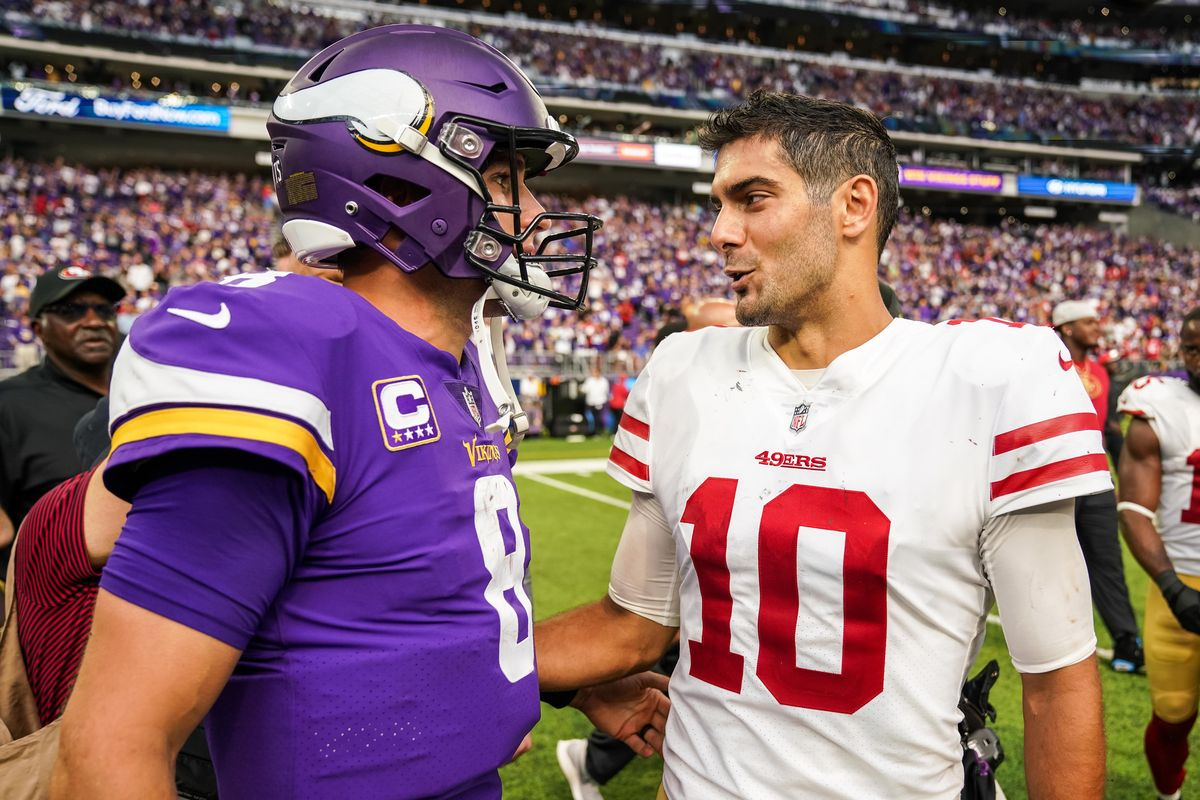 Vikings vs 49ers
