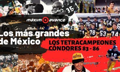 Condores Los Tetracampeones - Los Mas Grandes de Mexico
