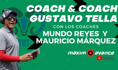 COACH AND COACH - GUSTAVO TELLA - BORREGOS TOLUCA