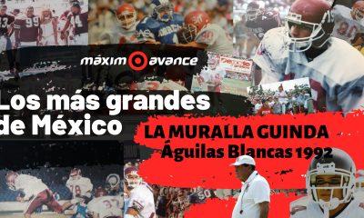 La Muralla Guinda - Aguilas Blancas 1992 Los Mas Grandes de México