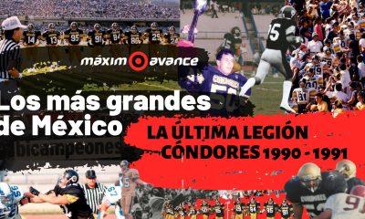 Los Mas Grandes de Mexico - La Última Legión Cóndores 1990 - 1991