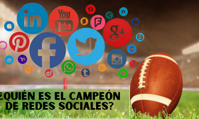Las redes sociales en Liga Mayor