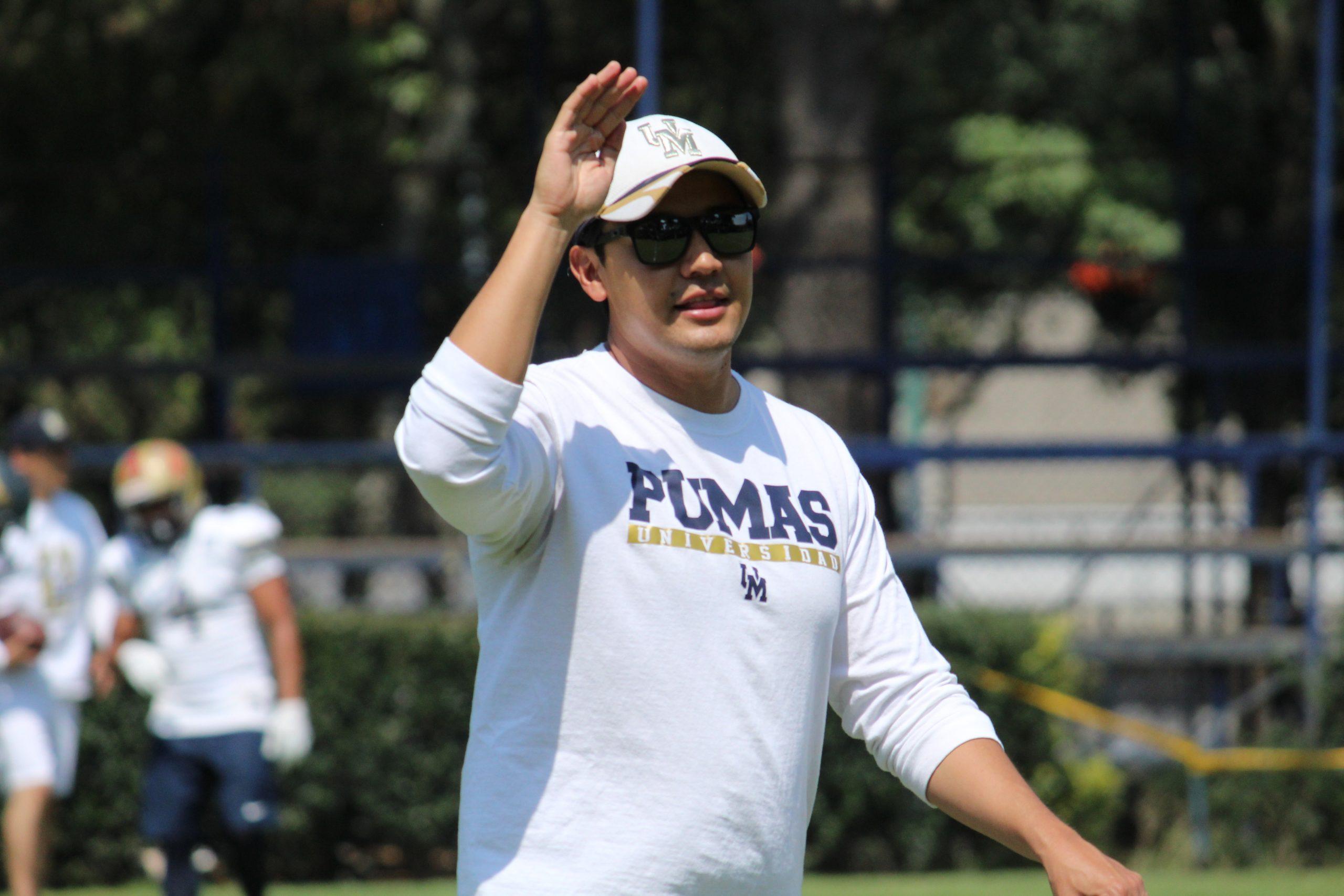 Jose Luis Canales - Pumas CU UNAM Grecia Rodriguez 2