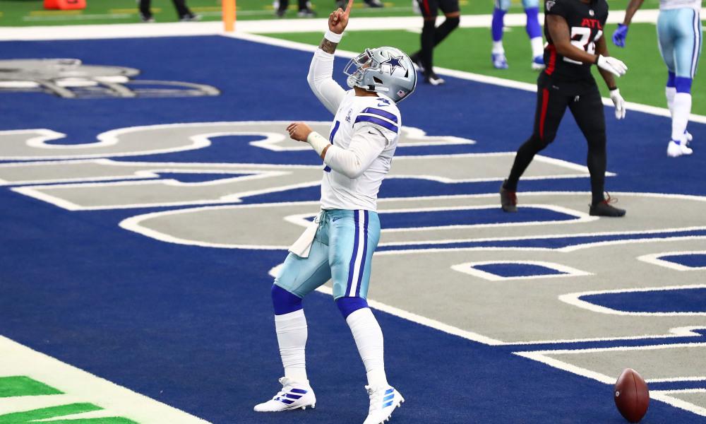 NFL: Atlanta Falcons at Dallas Cowboys
