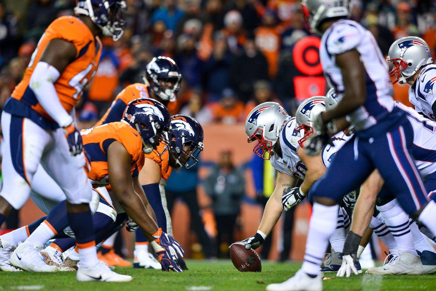 Broncos vs Patriots