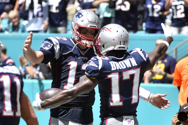 Brown y Brady