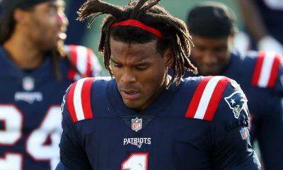Patriots cortan a Newton
