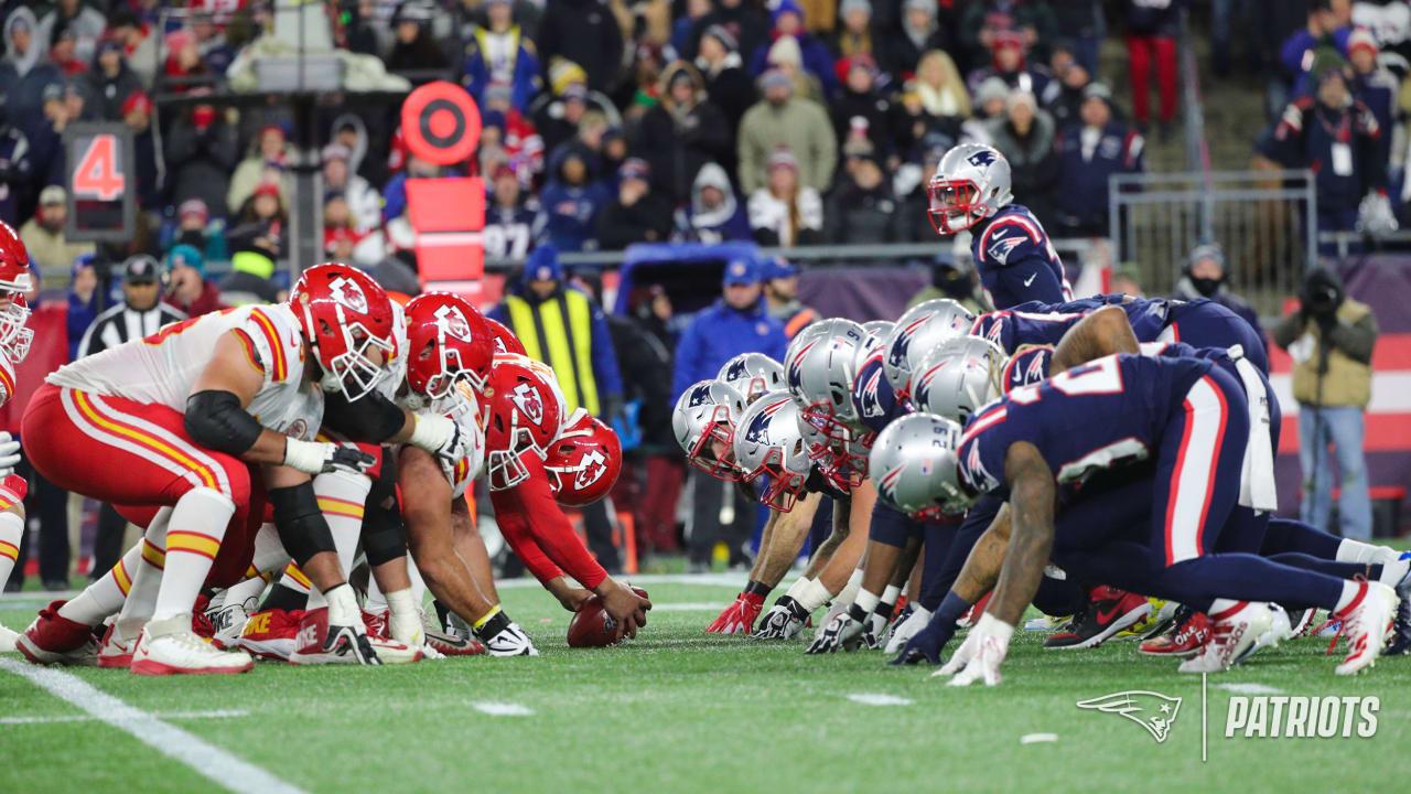 Chiefs Patriots