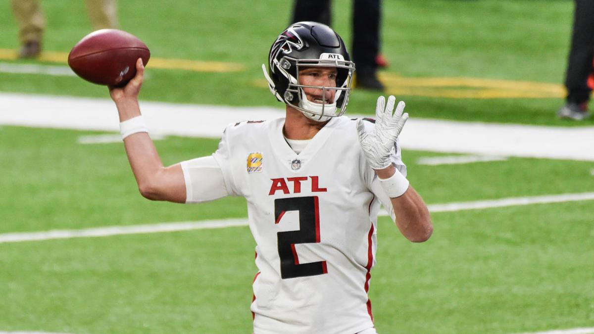 Sudaron, pero ganaron los Falcons