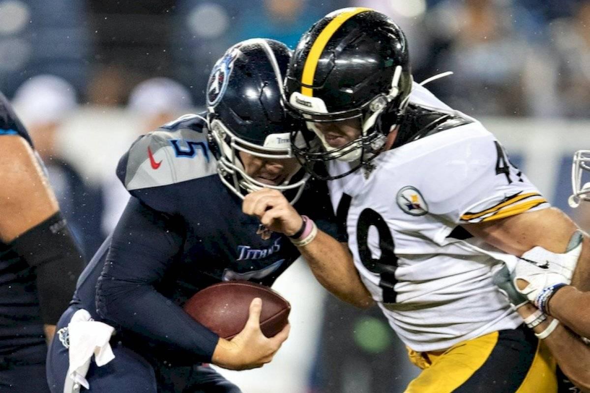 Steelers vs. Titans
