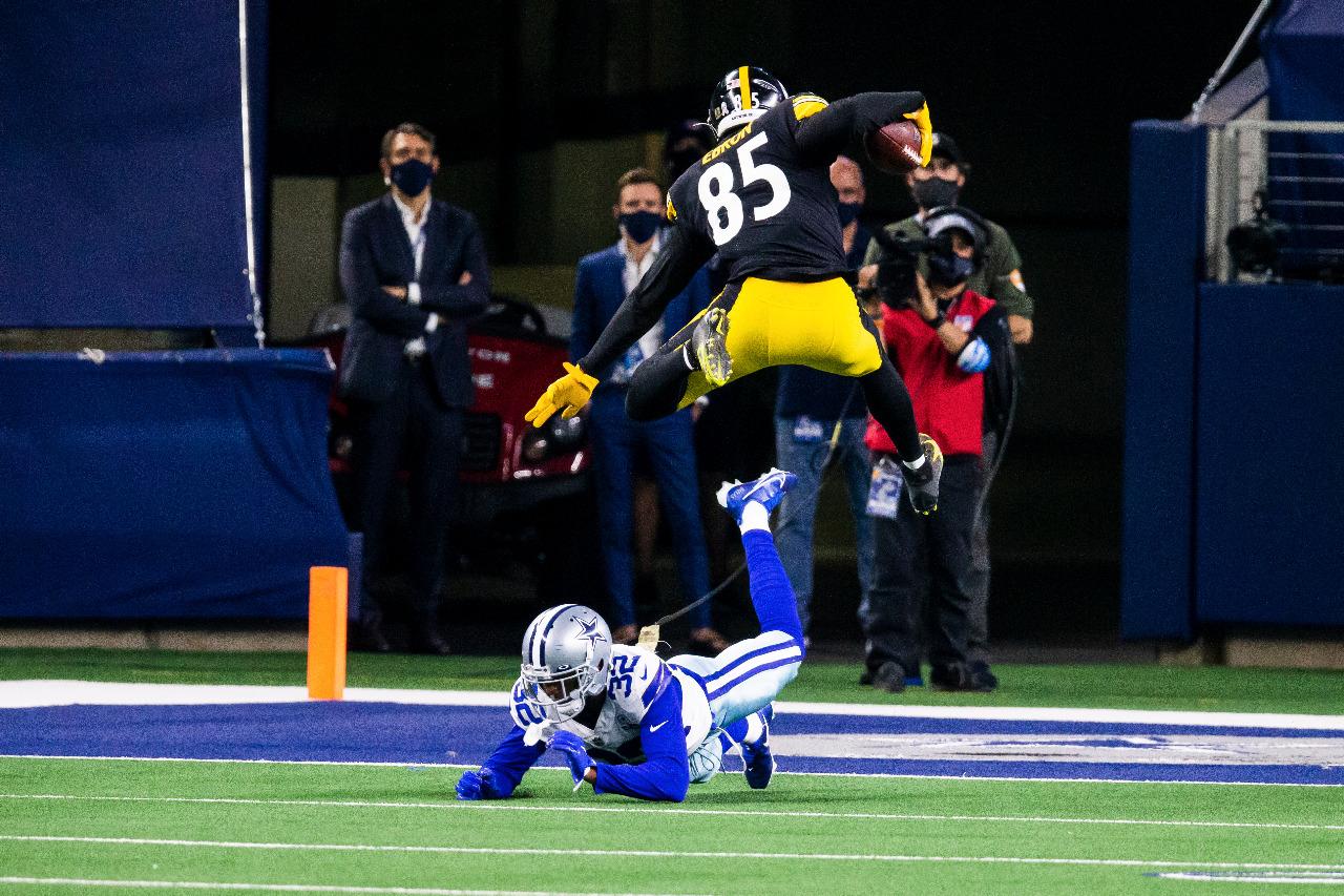 Steelers mantiene el invicto