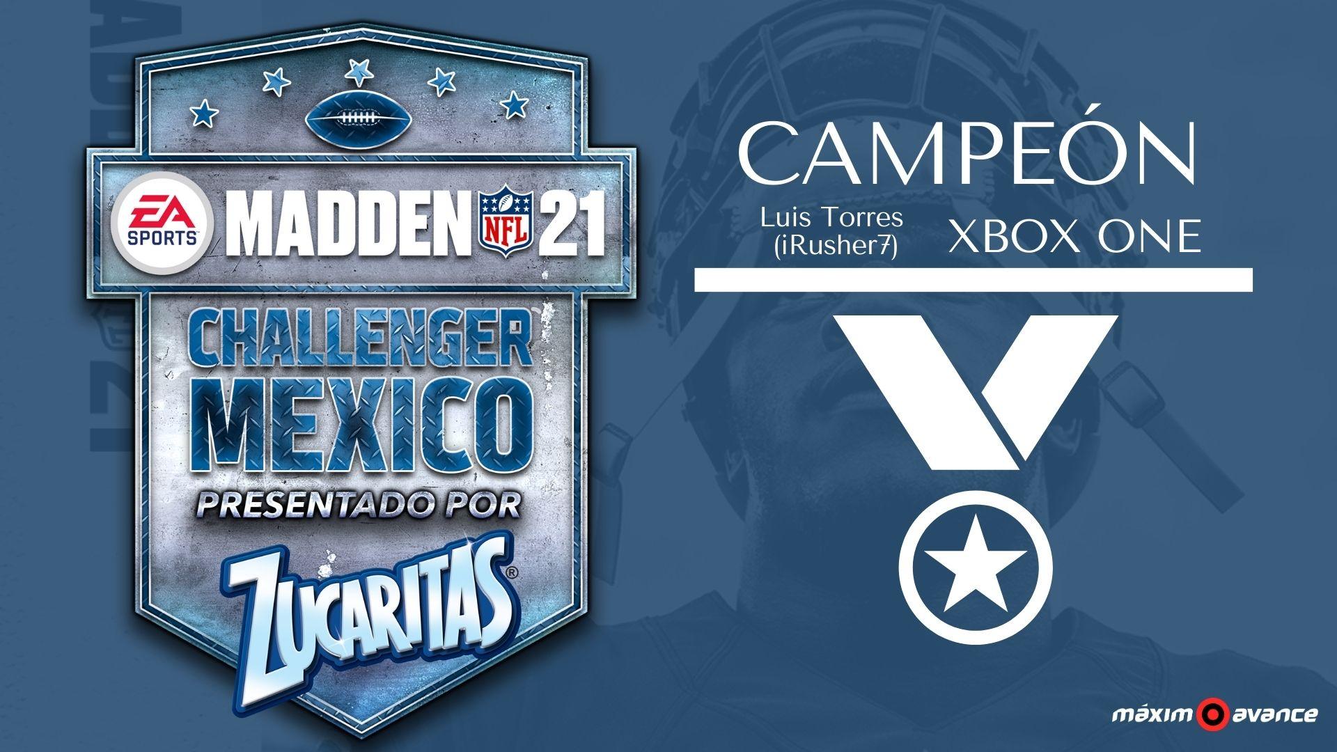Madden Challenger Zucaritas 21 (3)