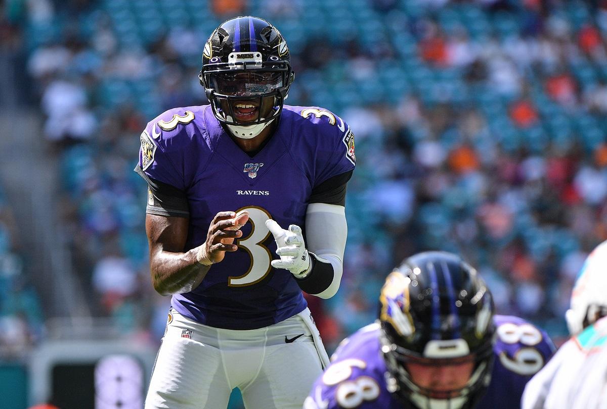 Ravens llegó la hora