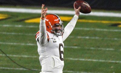 Los Browns cortaron una racha de 25 años sin ganar en playoffs