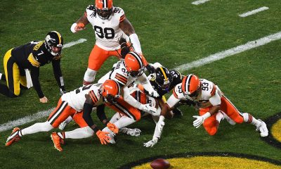 Los Browns cortaron una racha de 17 años sin ganar en Heinz Field