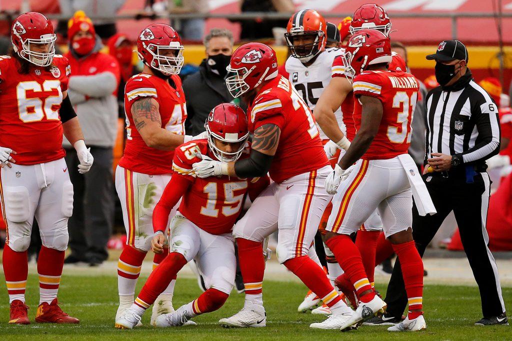 Se prenden los focos rojos en los Chiefs