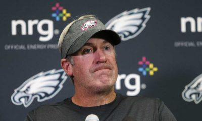 Los Eagles corrieron a Doug Pederson después de cinco temporadas