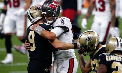 Drew Brees y Tom Brady se volverán a ver las caras