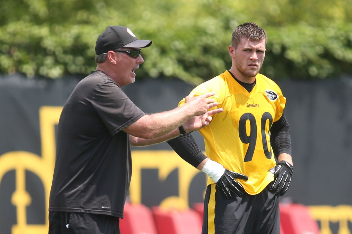 Steelers defensiva