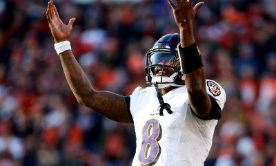 Lamar Jackson cobró revancha ante los Titans