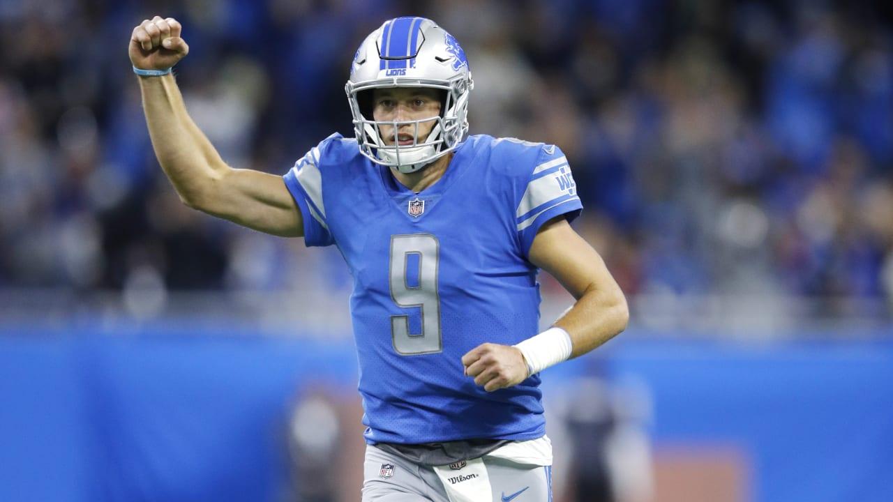 Stafford va a los Rams