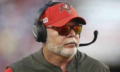 Bruce Arians vivirá su primer Super Bowl como head coach