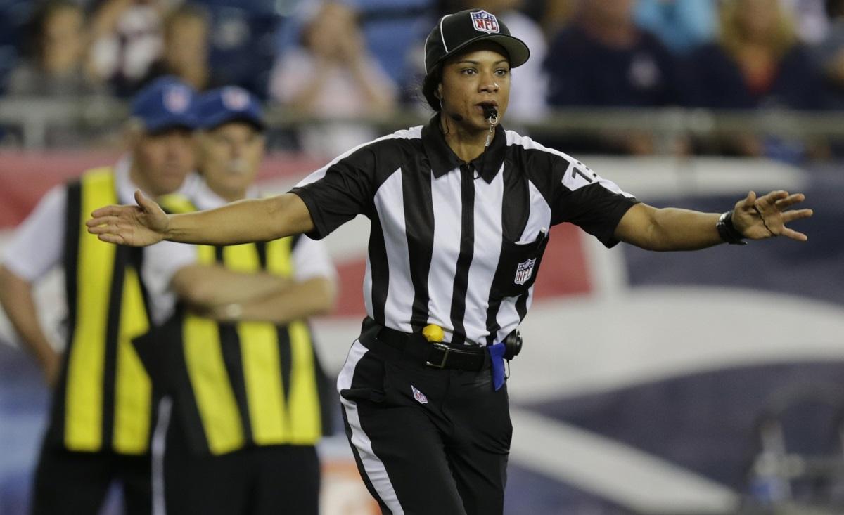 Maia Chaka NFL