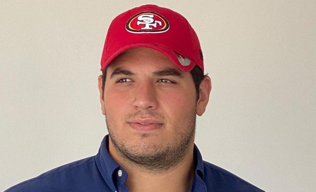 Alfredo Gutiérrez 49ers