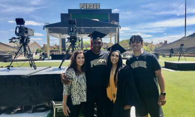 Turner se graduó
