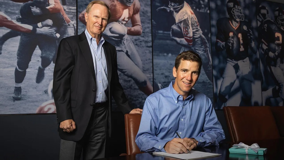 Eli Manning regresa a Giants