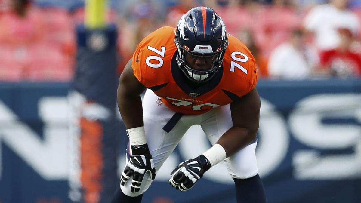 James reclama a Broncos