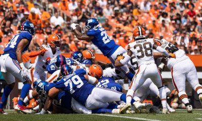 Browns aguantan embate