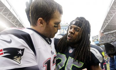 Sherman jugará con Brady