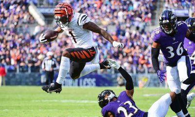 Bengals sacuden a Ravens